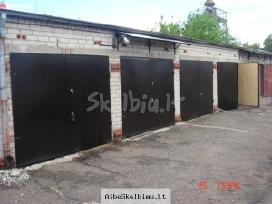 Laiptinių, garažo, rūsio metalinės durys - nuotraukos Nr. 6