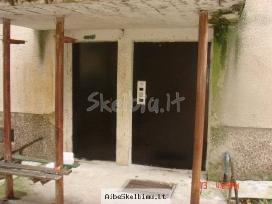 Laiptinių, garažo, rūsio metalinės durys - nuotraukos Nr. 9