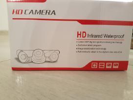 HD stebėjimo kamera su naktinio matymo sistema