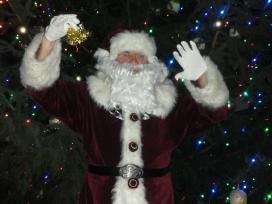 Šaunus Kalėdų Senelis