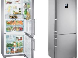 Pigiai nauji Liebherr šaldytuvai, šaldikliai