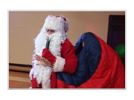 Kalėdų Senelis Klaipėdoje!