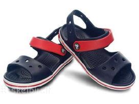 Naujos Crocs Kids Crocband basutės C13