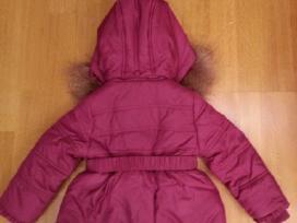Žieminė šilta striuke mergaitei