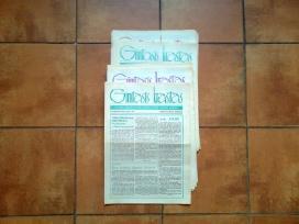 Laikrasciu