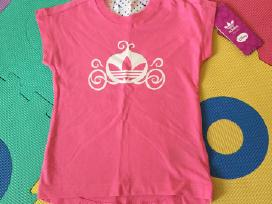 Adidas Disney Princess rožinė palaidinė 92 cm 2m