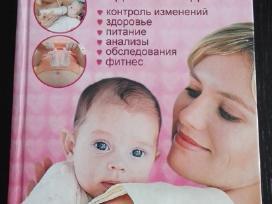 "Knyga ""9 месяцев в ожидании малыша"" rusų kalba"
