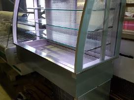 Saldymo vitrina / saldymo vitrinos prekybai