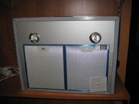 Garų surinktuvas Electrolux Efb60566dx