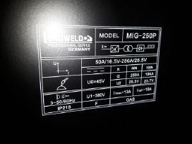 Longweld 250p Professional - nuotraukos Nr. 3