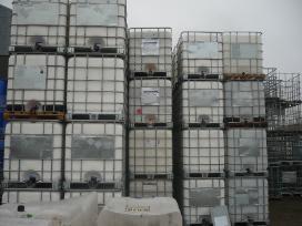 Ibc konteineriai- didžiausias kainų pasirinkimas
