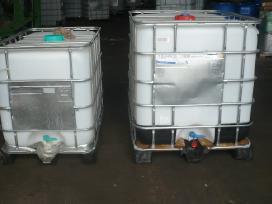 Ibc konteineriai- didžiausias kainų pasirinkimas,