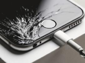 Telefonų remontas - ekranai, lizdai, baterijos
