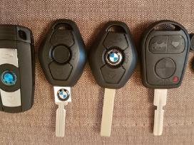 Bmw raktai klasė E39 E46 E53 E60 e61 E92 F10 F11 - nuotraukos Nr. 5