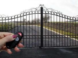 Pigiai kiemo vartų automatika