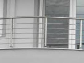 Turėklai, balkonai, tvorelės ir kiti gaminiai - nuotraukos Nr. 5