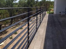 Turėklai, balkonai, tvorelės ir kiti gaminiai - nuotraukos Nr. 3