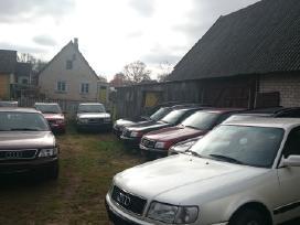 Audi 100 c3 c4 ir audi A-6 Supirkimas