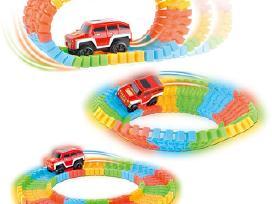 Magic tracks žaislas vaikams - nuotraukos Nr. 5
