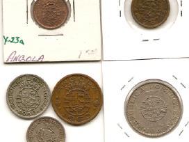 Angolos monetos - nuotraukos Nr. 2