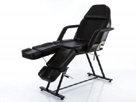 Kosmetologo pedikiūras sofa Beauty-2 Black