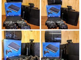Playstation 3 super slim 500gb/garantija