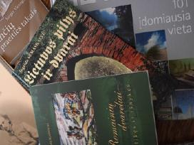 Knygos apie Kauną, Vilnių ir visą Lietuvą