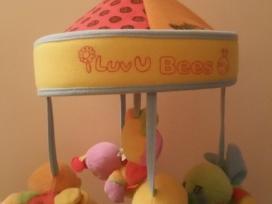 Muzikinė karuselė Baby Mix