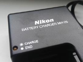 Nauji fotoaparatų baterijų krovikliai - nuotraukos Nr. 2