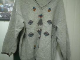 Šiltas vilnonis megztinis s/m