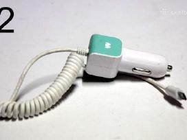 Telefonų pakrovėjai skirti naudotis automobilyje - nuotraukos Nr. 3