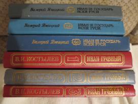 Retos knygos- rusu kalba-