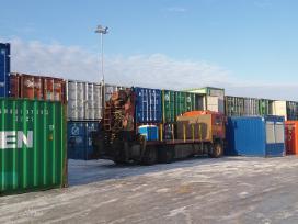 Jurinis konteineris, sandeliaivimo konteineriai 6m
