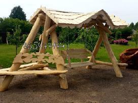 Įvairūs gaminiai iš ąžuolo medienos - nuotraukos Nr. 8