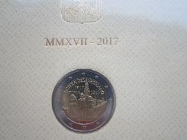 Vatikanas 2 eurai 2017 m. - nuotraukos Nr. 4