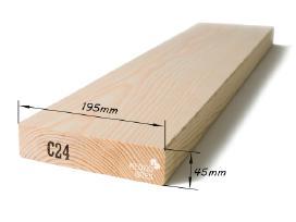 Statybinė mediena aukščiausios kokybės - nuotraukos Nr. 4