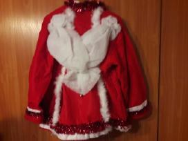 Kalėdinis Kalėdų Senelio kostiumas