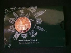 Moneta skirta Vilniui