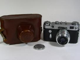 Tvarkingas fotoaparatai Zorkii 6,fed 5v,fed 4,fed2
