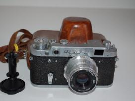 Tvarkingas fotoaparatai:fed-2,fed-4,fed-5v,zorkii6