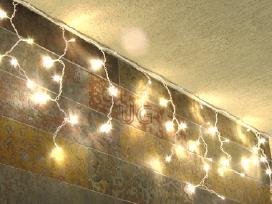 Kalėdinės Led girliandos - varvekliai su Garantija - nuotraukos Nr. 4