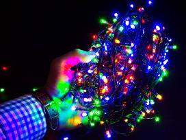 Kalėdinės girliandos - Lauko - Vidaus - Garantija