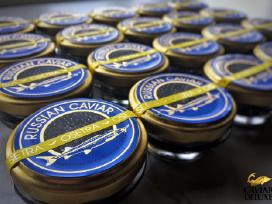 Black Sturgeon Caviar/juodoji ikra Premium kokybė