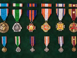 Suvenyrai, medaliai, apdovanojimai, juvelyrika