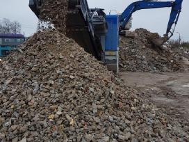 Pigiai parduodame betono skaldą Vilniuje.