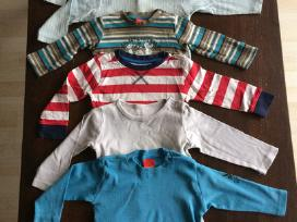 Marškinėliai, golfai 80cm 86cm 92cm 6 vnt. po 1,5€