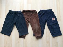 Treningo, velvetinės kelnės, džinsai 5 vnt. 10 Eur