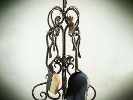 Židinio įrankiai 65 cm aukščio - nuotraukos Nr. 7