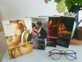 Sent Klerai. Titulai ir aistra (4 knygos)