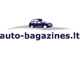 Stogo bagažinės / Bagažinės skersiniai - nuotraukos Nr. 5